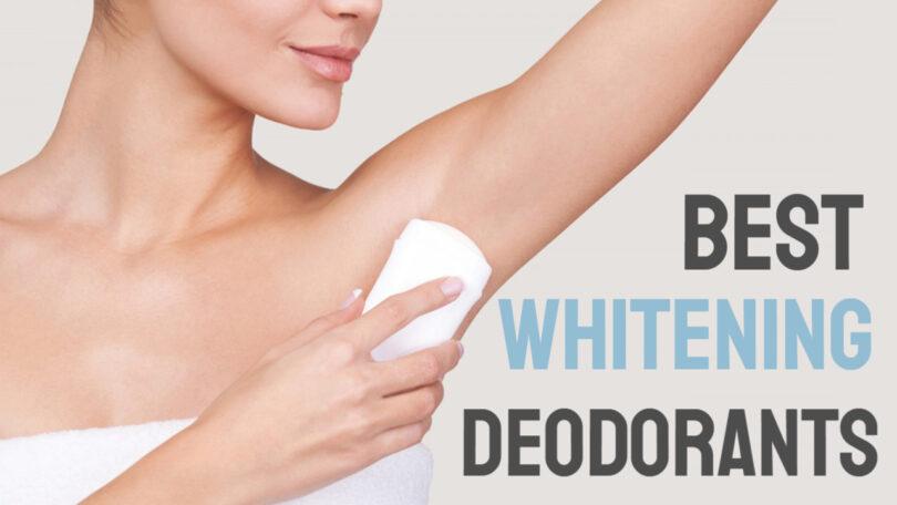 Best whitening deodorant